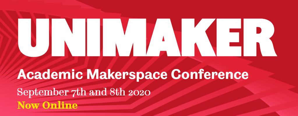 UNIMAKER 2020 logo
